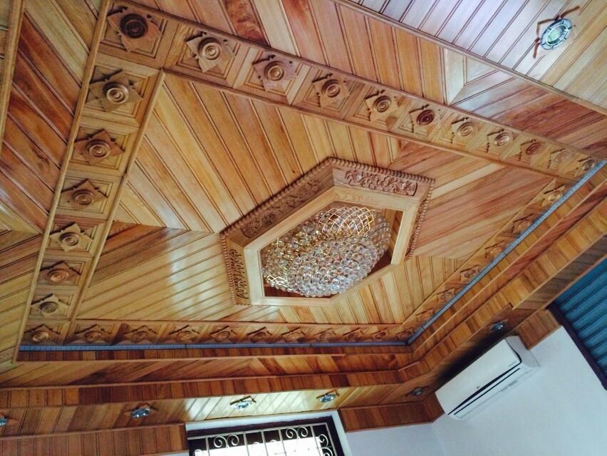 trần gỗ xoan ninh bình