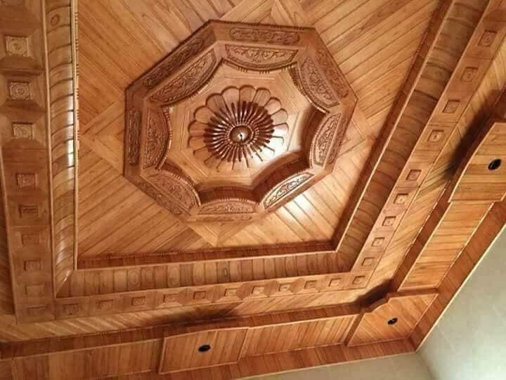trần gỗ xoan đẹp nhất tại nam định