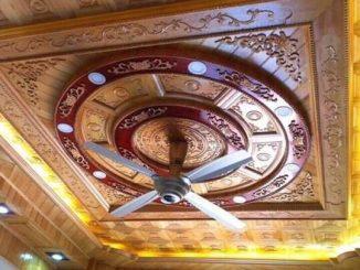 trần gỗ thanh hóa