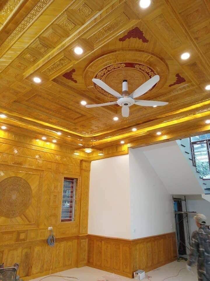 trần gỗ mỹ lộc nam định