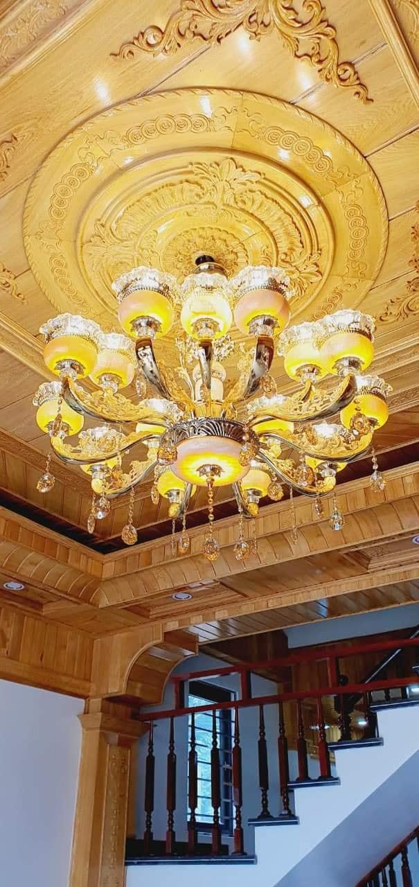 trần gỗ tại Vụ Bản Nam Định