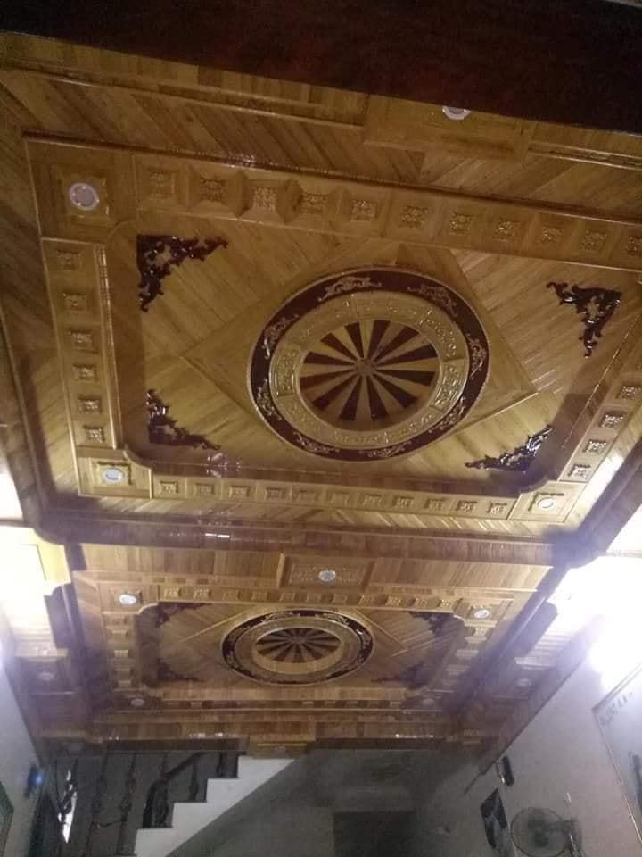 trần gỗ Quảng Yên